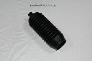 Левый пыльник рулевой рейки Pajero