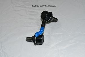 Передняя правая стойка стабилизатора (555) Pajero III