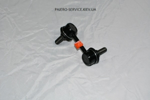 Передняя левая стойка стабилизатора (555) Pajero IV