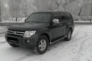 Mitsubishi Pajero Wagon Киев
