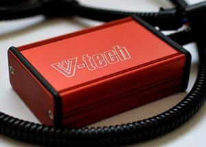 Увеличение мощности DID с V-tech power box