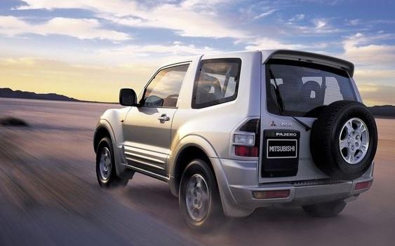 Mitsubishi Pajero снимут с производства?