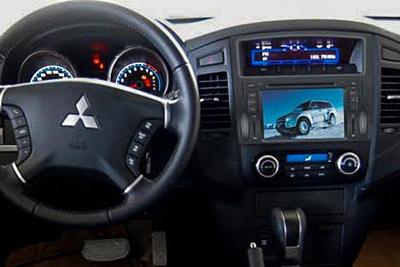 АКЦИЯ! 5 мультимедиа для Pajero Wagon 4 ROCKFORD в средней ценовой категории!
